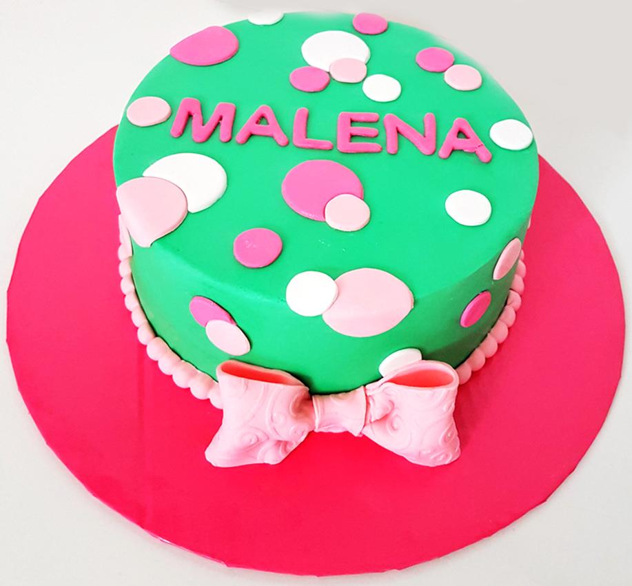 Tartas decoración básica Mallorca