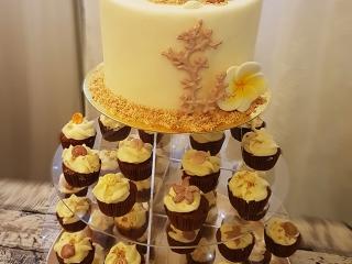 Tarta de bodas Mallorca