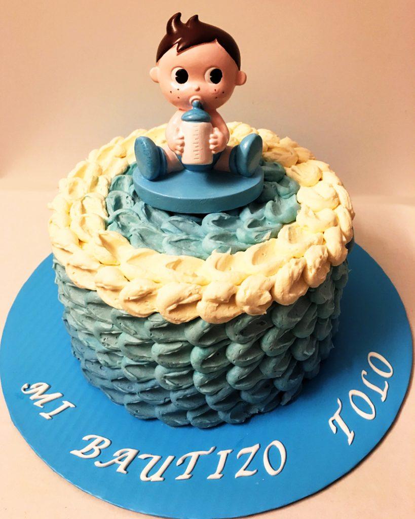 Tartas bautizos y baby showers Mallorca