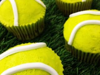 Cupcakes tenis Mallorca