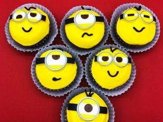 Cupcakes minions Mallorca
