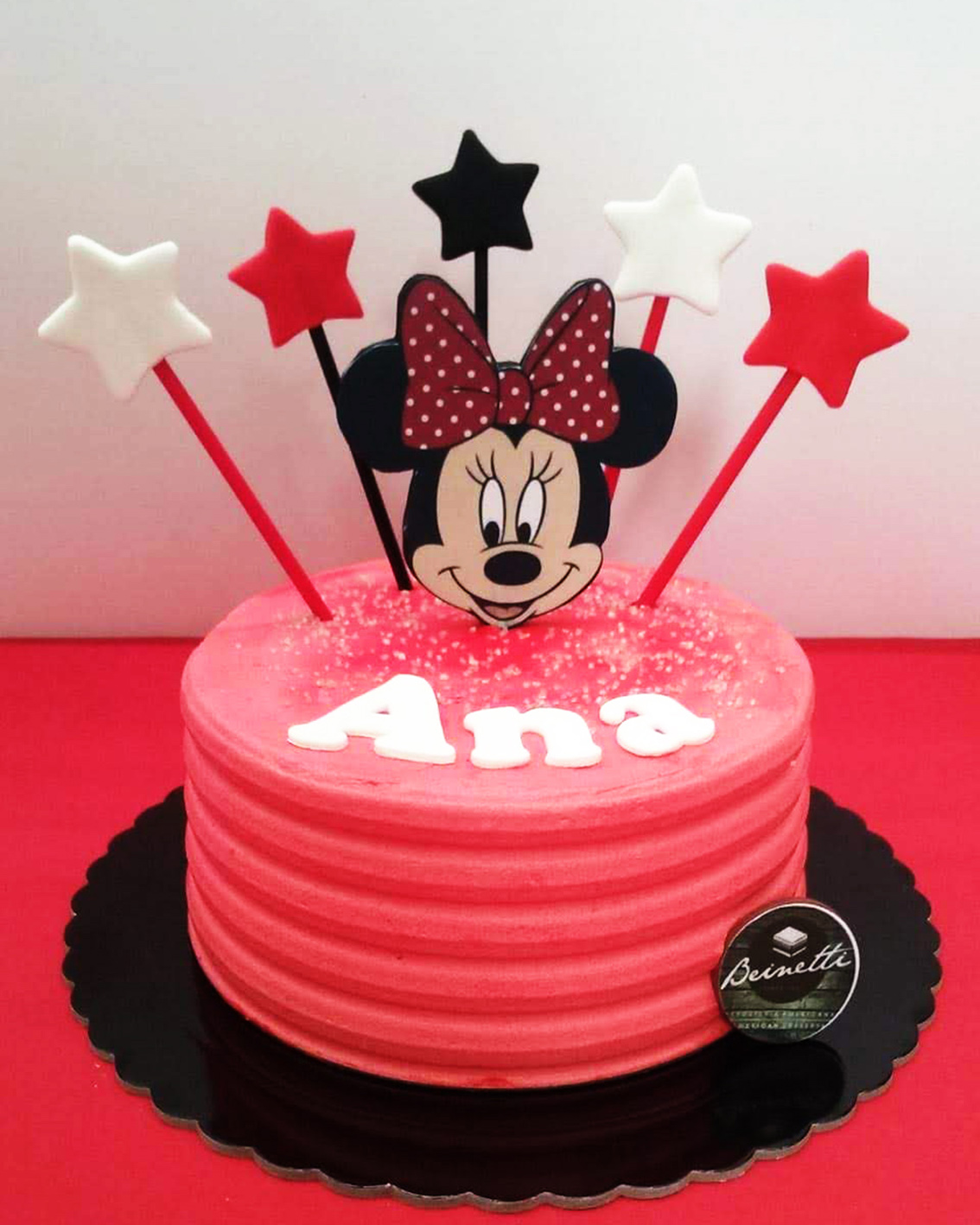 tarta Deco Doble